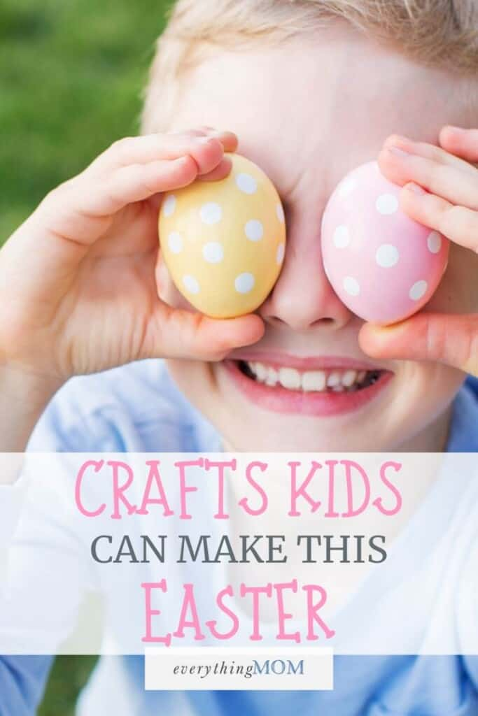 Fun and Easy Easter Crafts for Kids