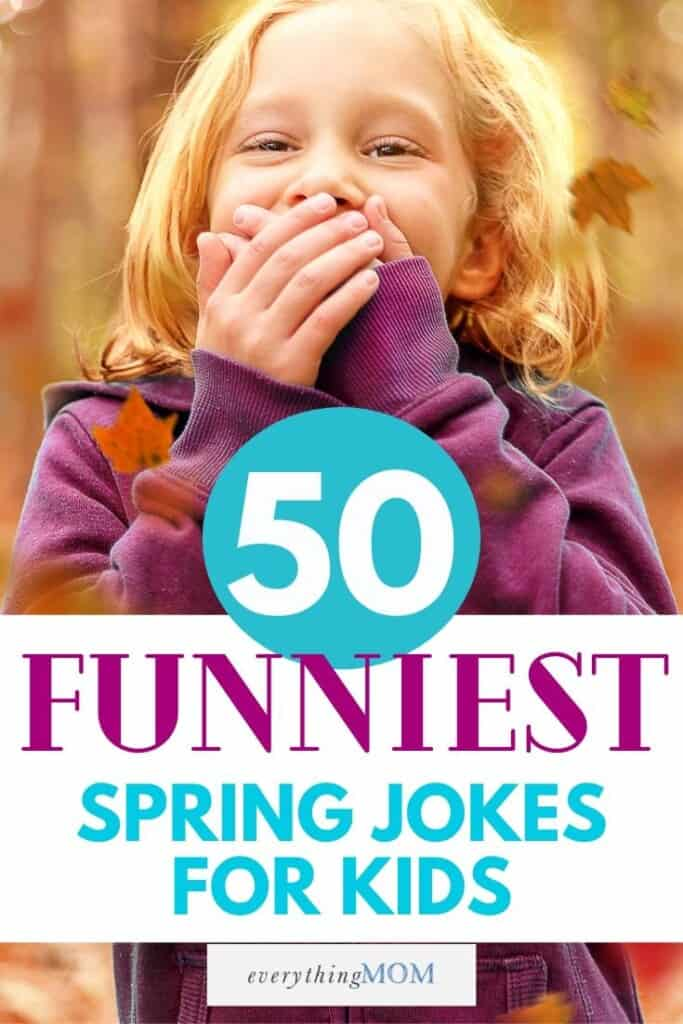 50 Funniest Spring Jokes for Kids