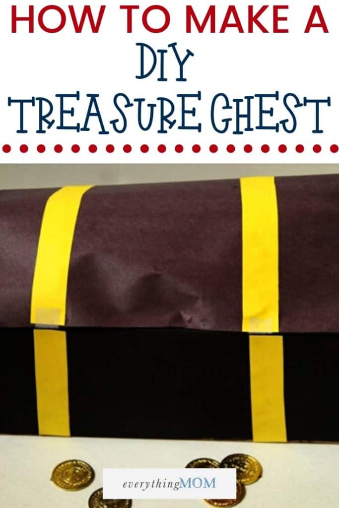 How to Make a DIY Treasure Chest