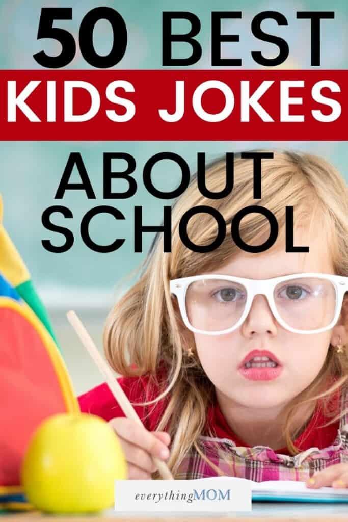 50 of the Best Kids Jokes about School