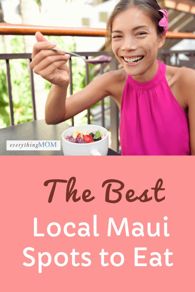 16 Local Maui Spots to Eat