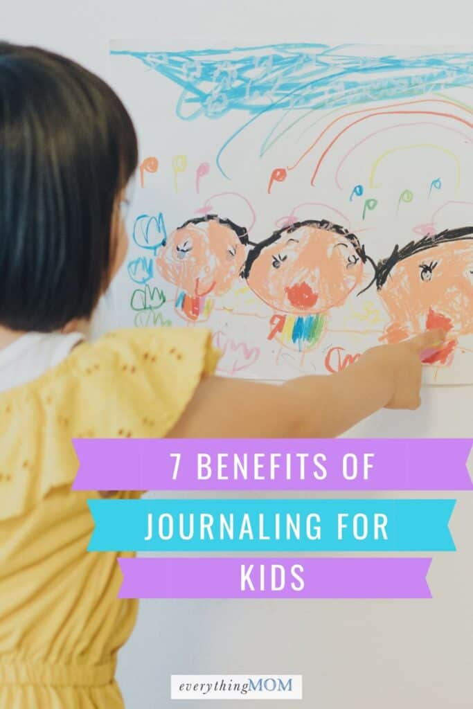 7 Benefits of Journaling for Kids