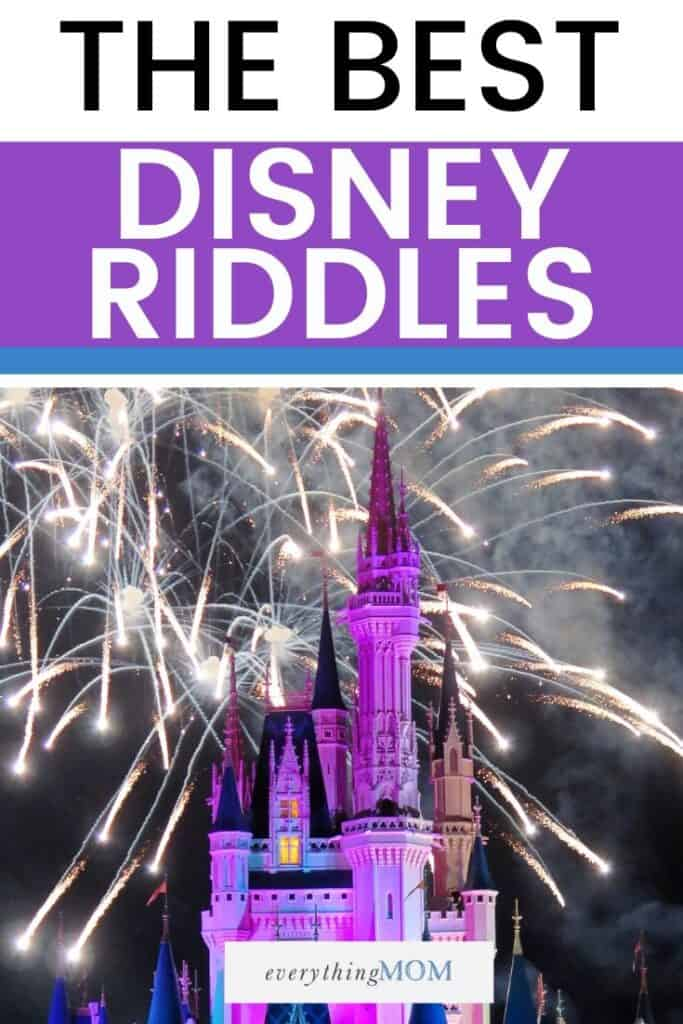 Disney Riddles for Kids