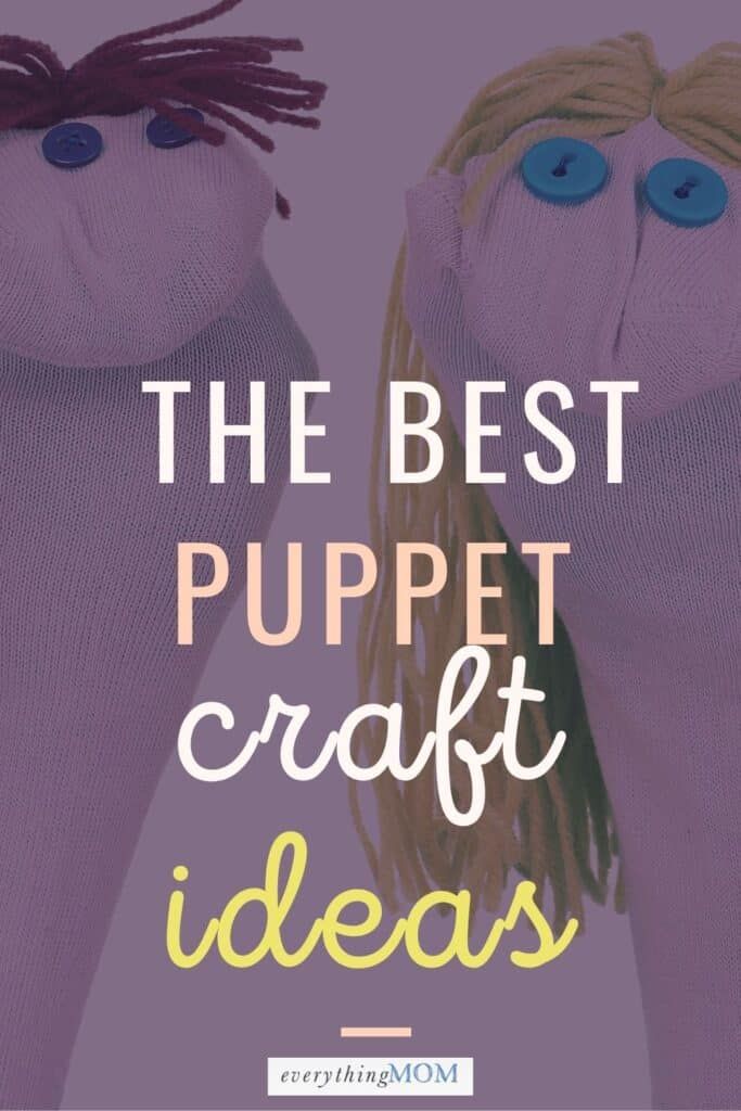 The Best Puppet Ideas for Kids