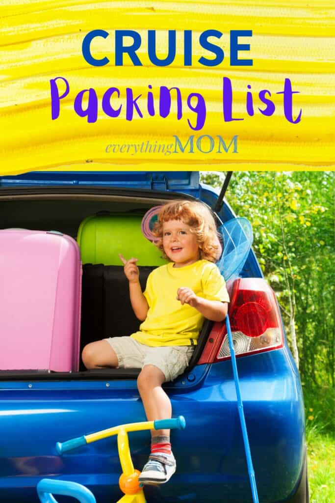 Best Cruise Packing List