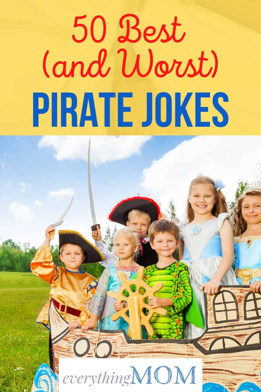 Jokes clean pirate 25 Funny