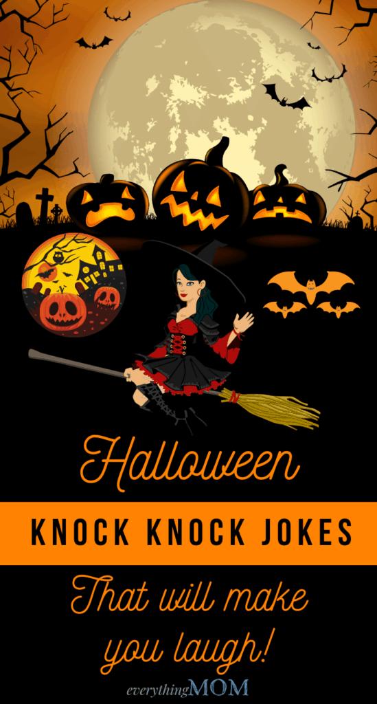 The Funniest Halloween Knock Knock Jokes Everythingmom