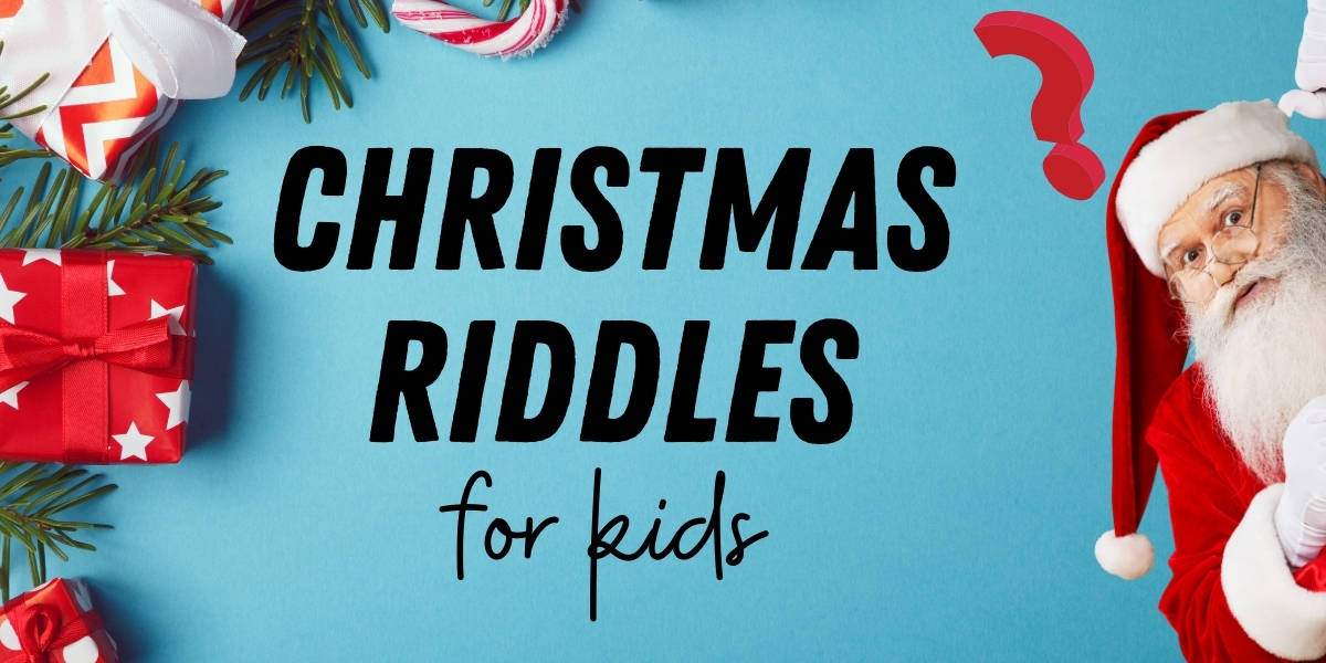 30 Challenging Christmas Riddles For Kids Everythingmom