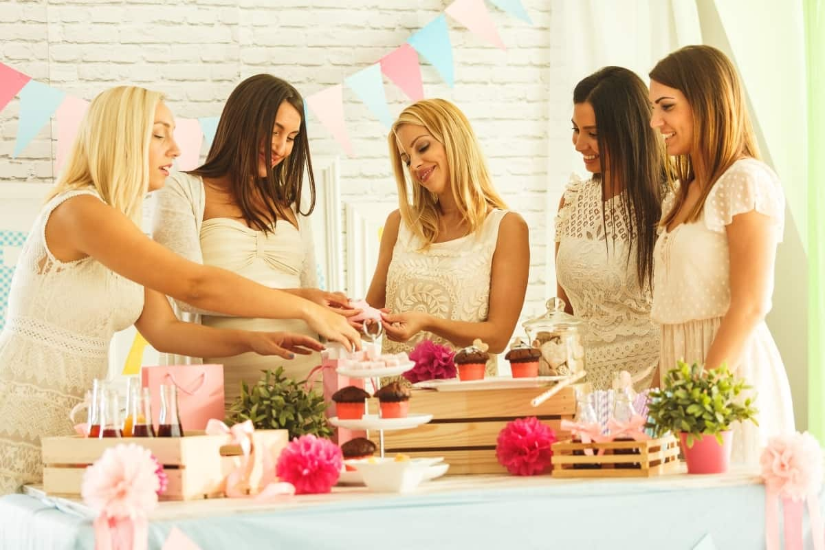45 easy  delicious baby shower food ideas  everythingmom