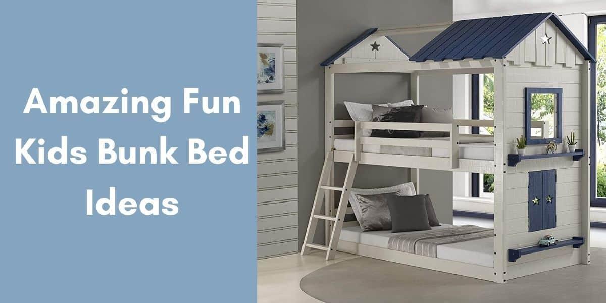 9 Amazing Fun Kids Bunk Bed Ideas Everythingmom