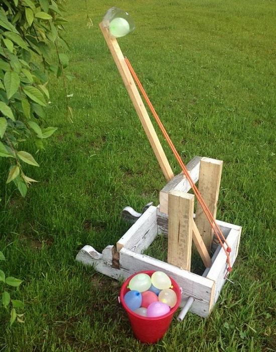 Catapult Launcher
