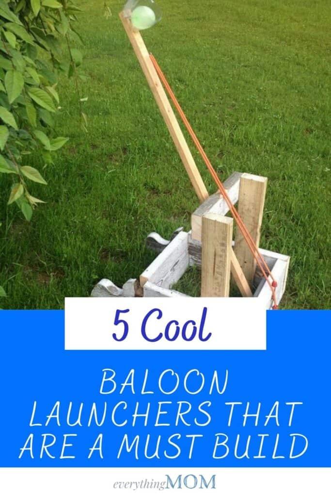 DIY Water Balloon Launcher Ideas