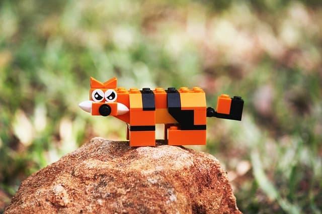 Lego animal