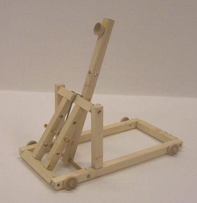 Simple Wood Catapult