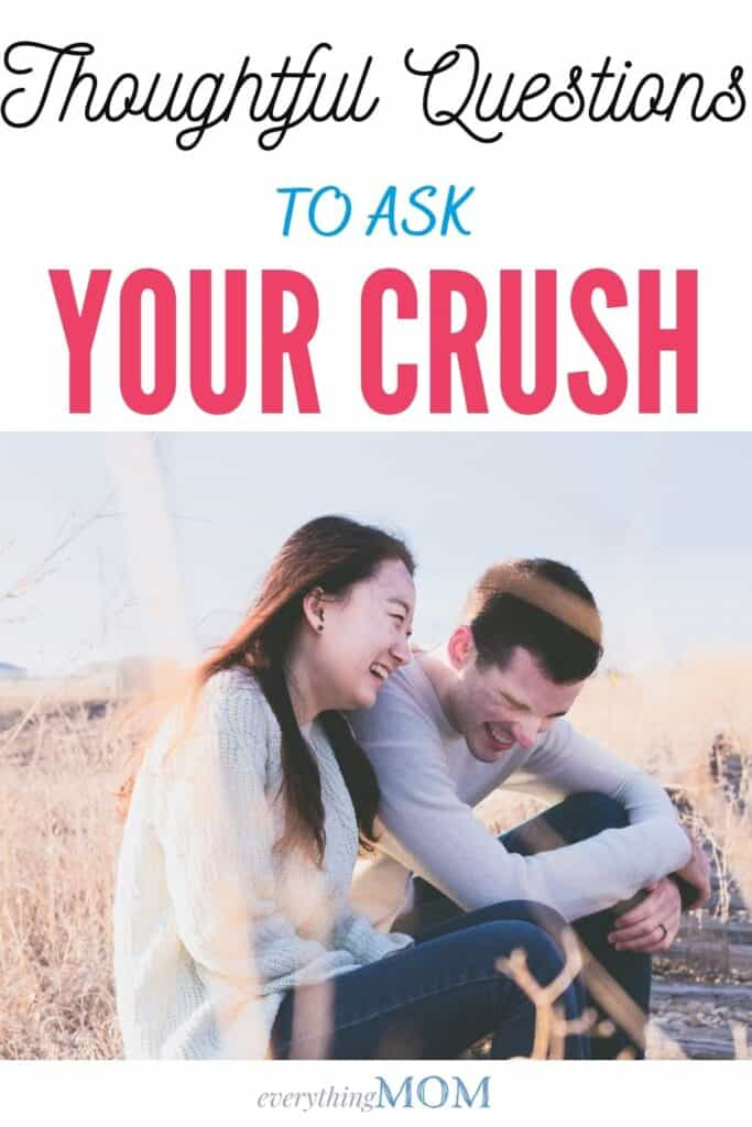 Thoughtful Questions to Ask Your Crush